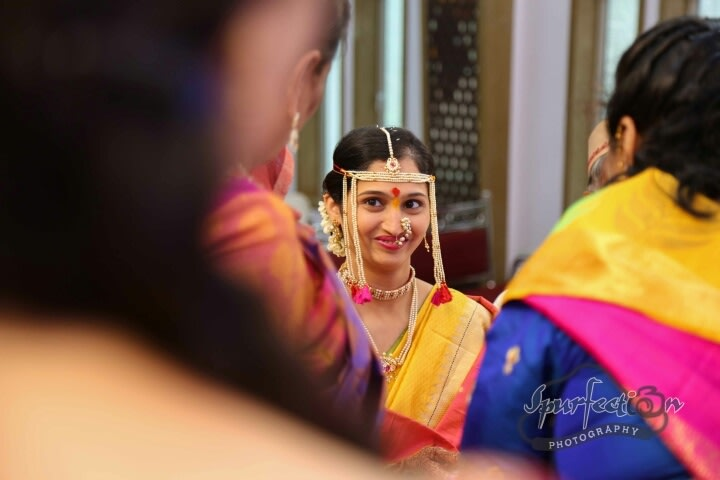 Marathi bride! by Spurfection Photography Wedding-photography | Weddings Photos & Ideas