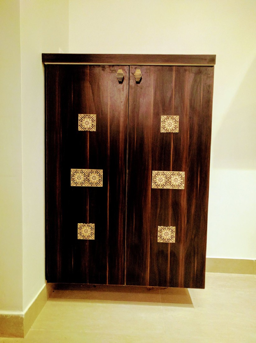 Wooden Wardobe by Misaki Atelier Bedroom Modern | Interior Design Photos & Ideas