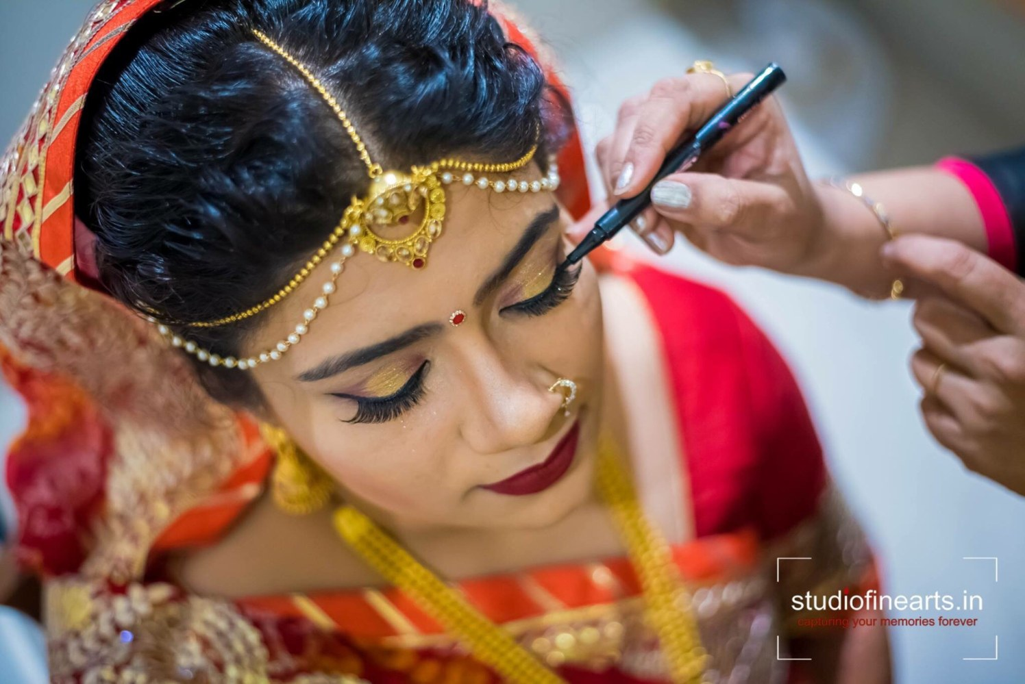 Getting Ready by Studiofinearts Wedding-photography | Weddings Photos & Ideas