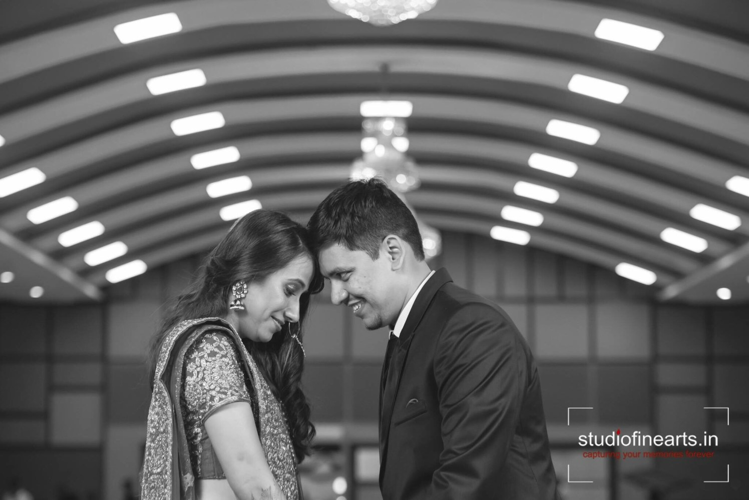 Black and White Shot by Studiofinearts Wedding-photography | Weddings Photos & Ideas
