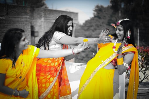 Monochrome by Riddhi Photography Wedding-photography | Weddings Photos & Ideas
