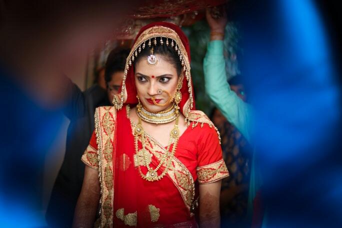 Bridal Portrait by Riddhi Photography Wedding-photography | Weddings Photos & Ideas