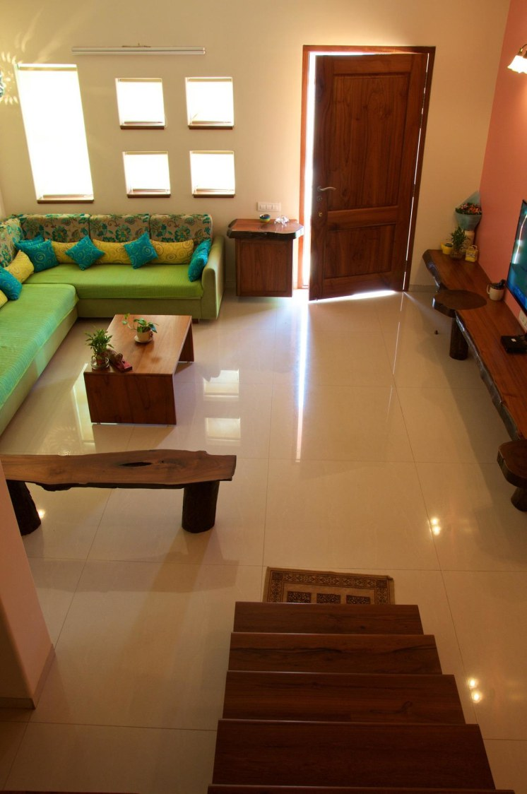 Living Room by Design Kkarma Living-room Modern | Interior Design Photos & Ideas
