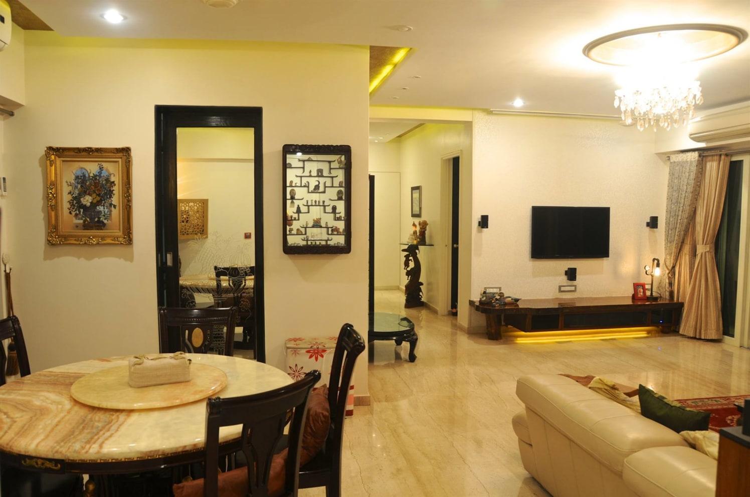 Dining Room by Design Kkarma Dining-room Contemporary | Interior Design Photos & Ideas