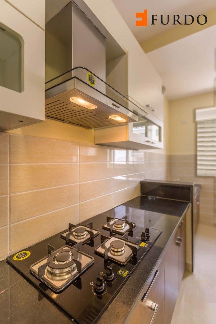 Modular Kitchen With Appliances by Furdo.com Modular-kitchen Modern   Interior Design Photos & Ideas
