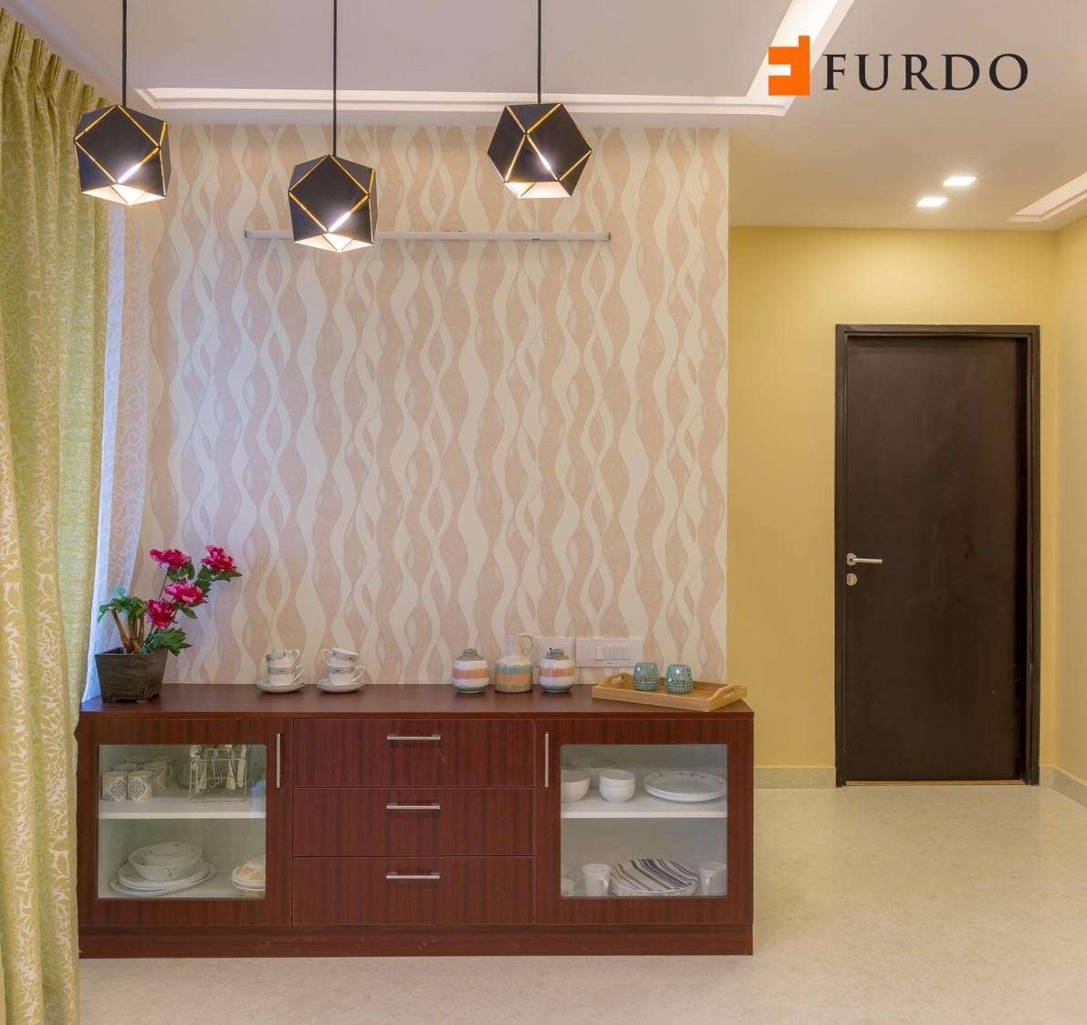 Wooden Display Unit by Furdo.com Indoor-spaces Modern | Interior Design Photos & Ideas