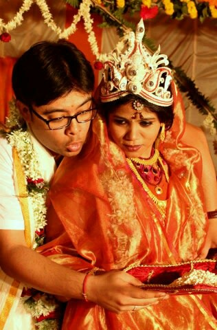 Bengali Jodi ! by HSM Photography  Wedding-photography | Weddings Photos & Ideas