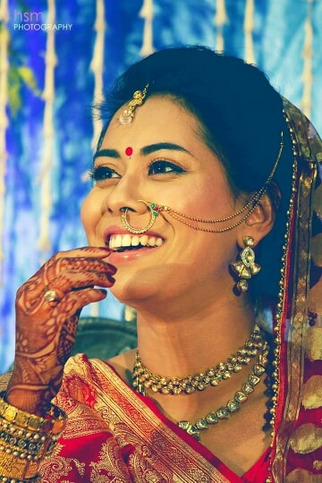 Kundan glitters ! by HSM Photography  Wedding-photography Bridal-makeup Bridal-jewellery-and-accessories   Weddings Photos & Ideas