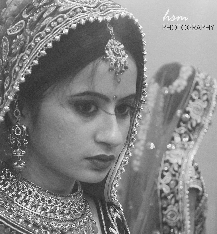 Black and white hues! by HSM Photography  Wedding-photography Bridal-jewellery-and-accessories | Weddings Photos & Ideas
