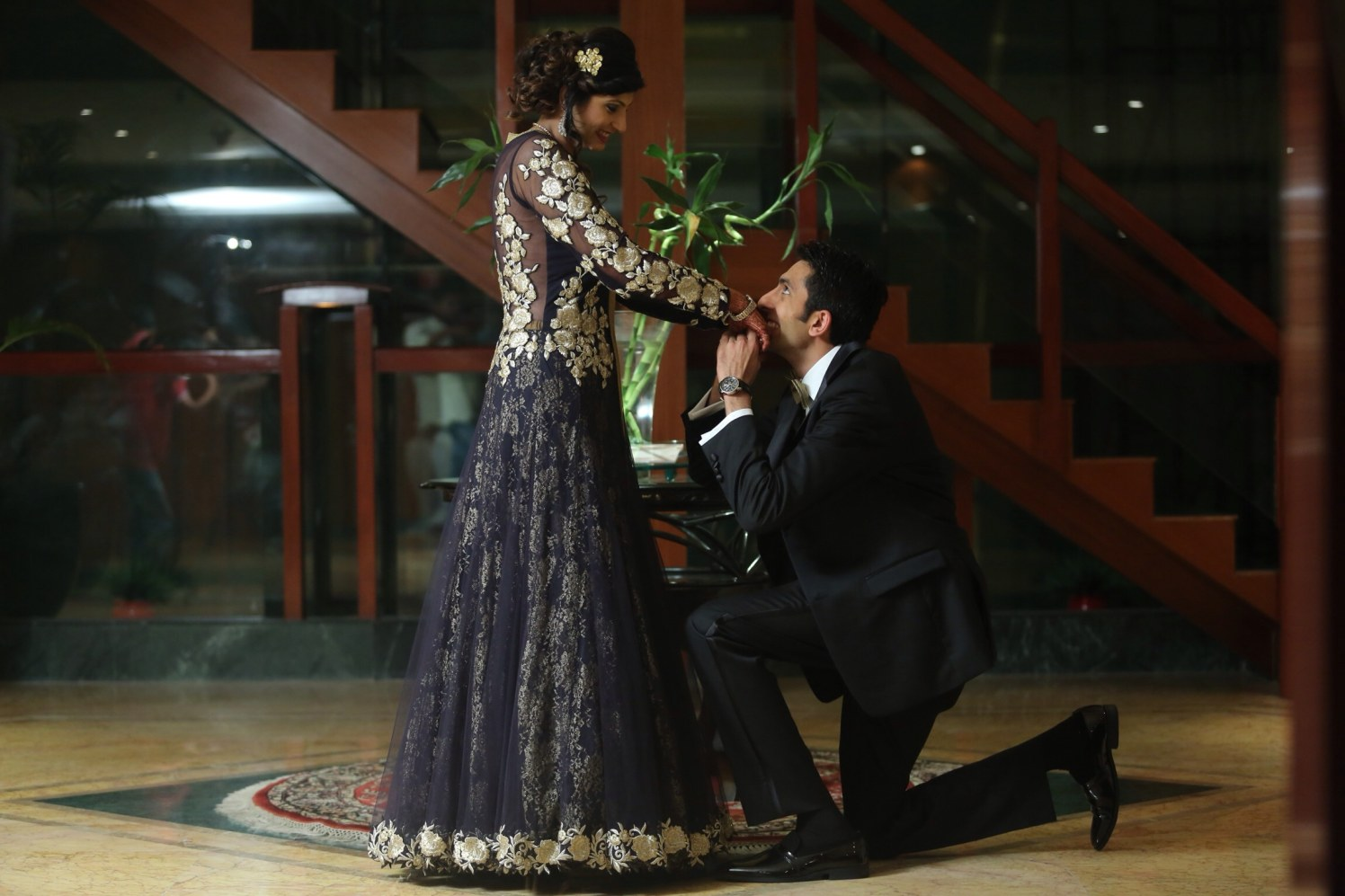 The final proposal by Heena Video Wedding-photography | Weddings Photos & Ideas