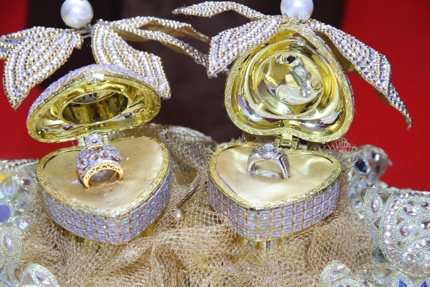 Diamond rings by Heena Video Wedding-photography   Weddings Photos & Ideas