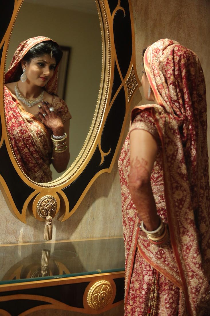 Getting ready shot! by Heena Video Wedding-photography | Weddings Photos & Ideas