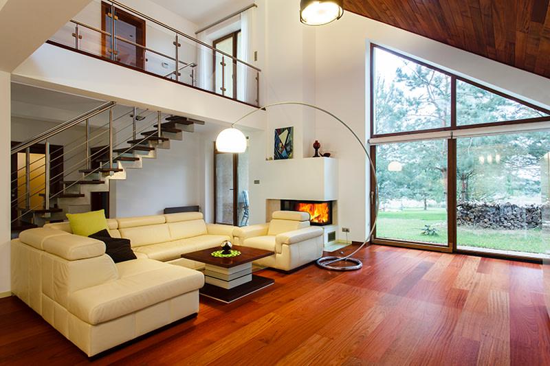 Chocolate and cream by Akshar Interiors Modern | Interior Design Photos & Ideas