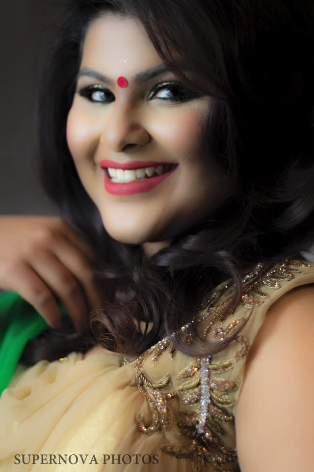Bridal sober makeup on sangeet by Supernova Photos Wedding-photography | Weddings Photos & Ideas