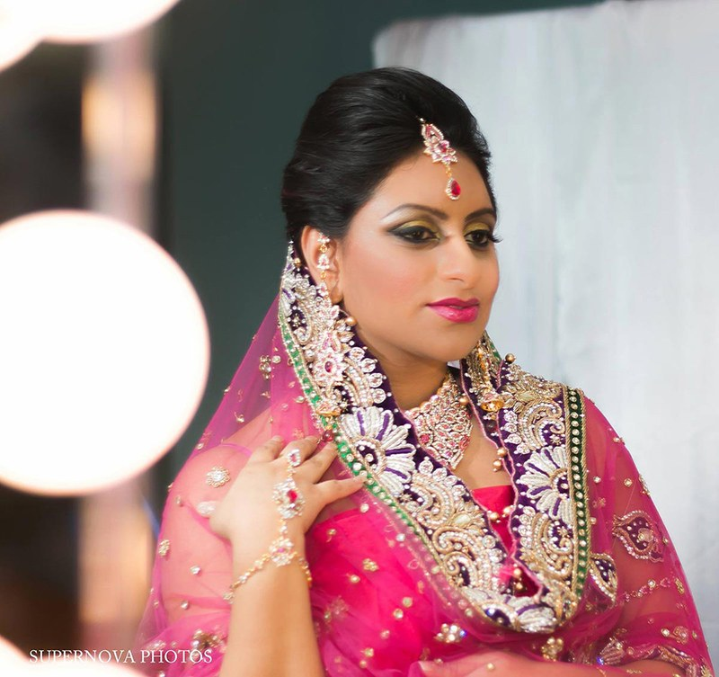 Bridal makeup and gemstones jewellery by Supernova Photos Wedding-photography Bridal-jewellery-and-accessories Bridal-makeup | Weddings Photos & Ideas