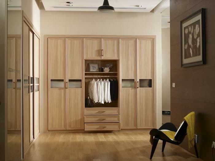 Stylish Wardrobe by Swastik Interiors Bedroom Modern | Interior Design Photos & Ideas