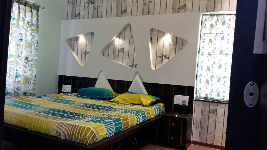 maths in room by Richa Jatale Modern   Interior Design Photos & Ideas