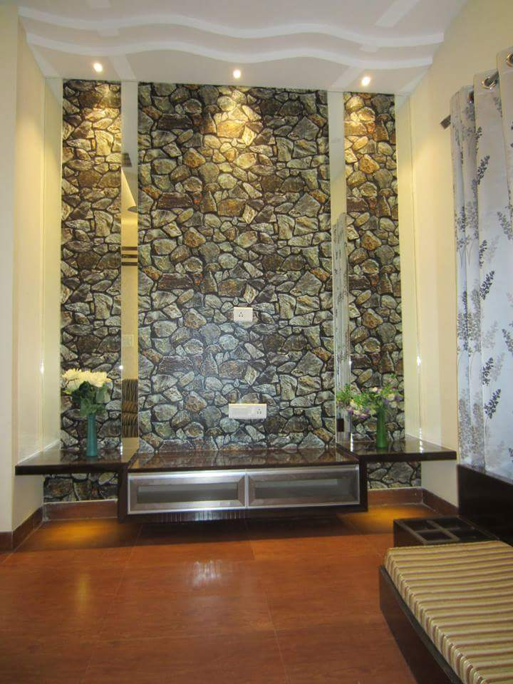 stone world by Richa Jatale Modern | Interior Design Photos & Ideas