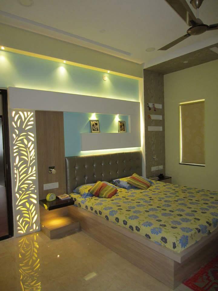 yellow stones by Richa Jatale Modern | Interior Design Photos & Ideas