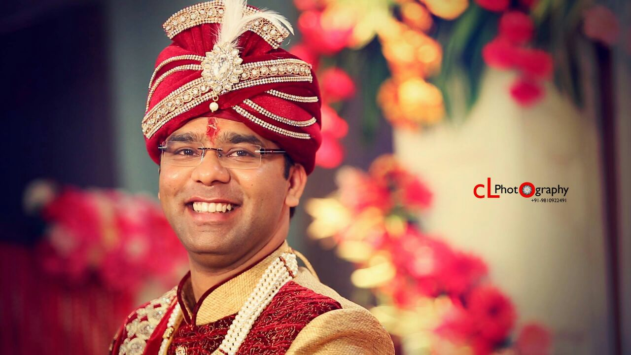 Groom's gaze by CL Media Solutions Wedding-photography Groom-wear-and-accessories | Weddings Photos & Ideas