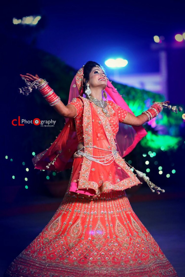 Bridal crimson outfit and accessories by CL Media Solutions Wedding-photography Bridal-jewellery-and-accessories   Weddings Photos & Ideas