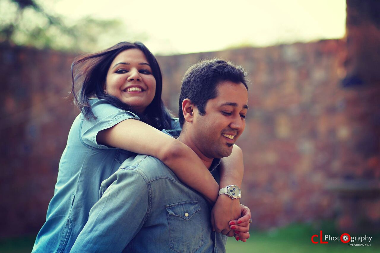A Playful Pre-Wedding Shoot by CL Photography Wedding-photography | Weddings Photos & Ideas