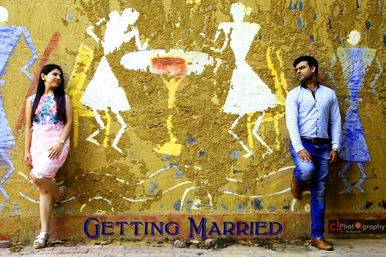 Graffiti Themed Pre-Wedding Shoot by CL Photography Wedding-photography | Weddings Photos & Ideas
