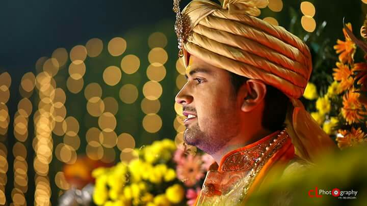 Golden Turban For Groom by CL Photography Wedding-photography | Weddings Photos & Ideas