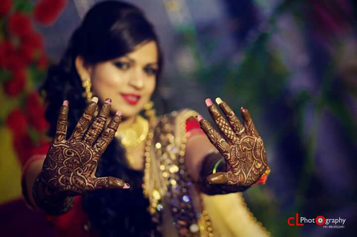 Indian mehendi design by CL Media Solutions Wedding-photography | Weddings Photos & Ideas