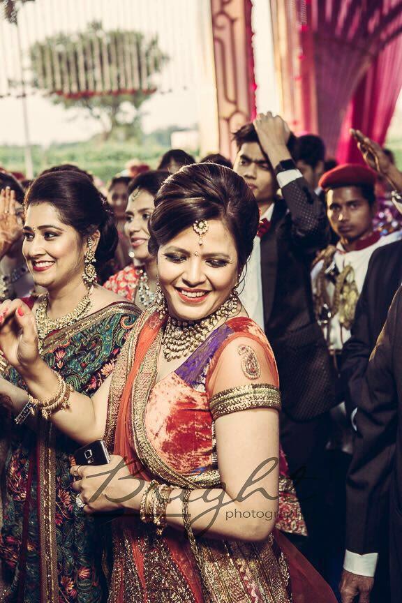 Baraat Candid Shot by Gitesh Dhawan Wedding-photography | Weddings Photos & Ideas