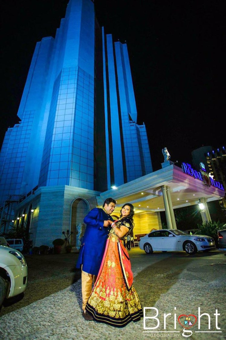 Sangeet Photography Of Bride And Groom by Gitesh Dhawan Wedding-photography | Weddings Photos & Ideas