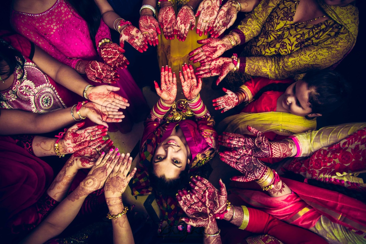 Mehendi Photography Ideas by Gitesh Dhawan Wedding-photography | Weddings Photos & Ideas