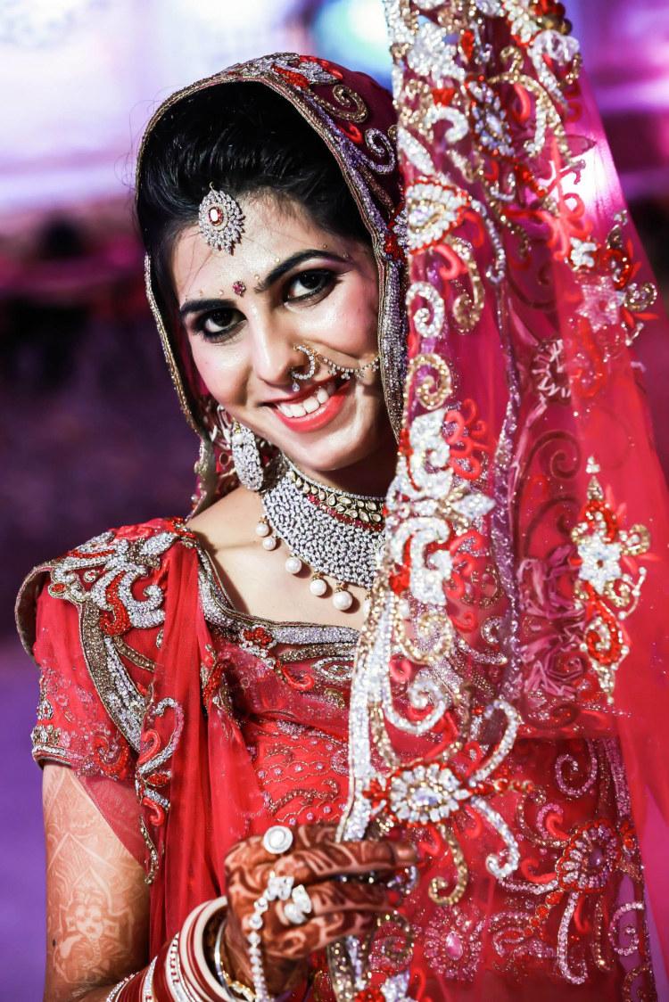 I shy!! by Gitesh Dhawan Wedding-photography | Weddings Photos & Ideas