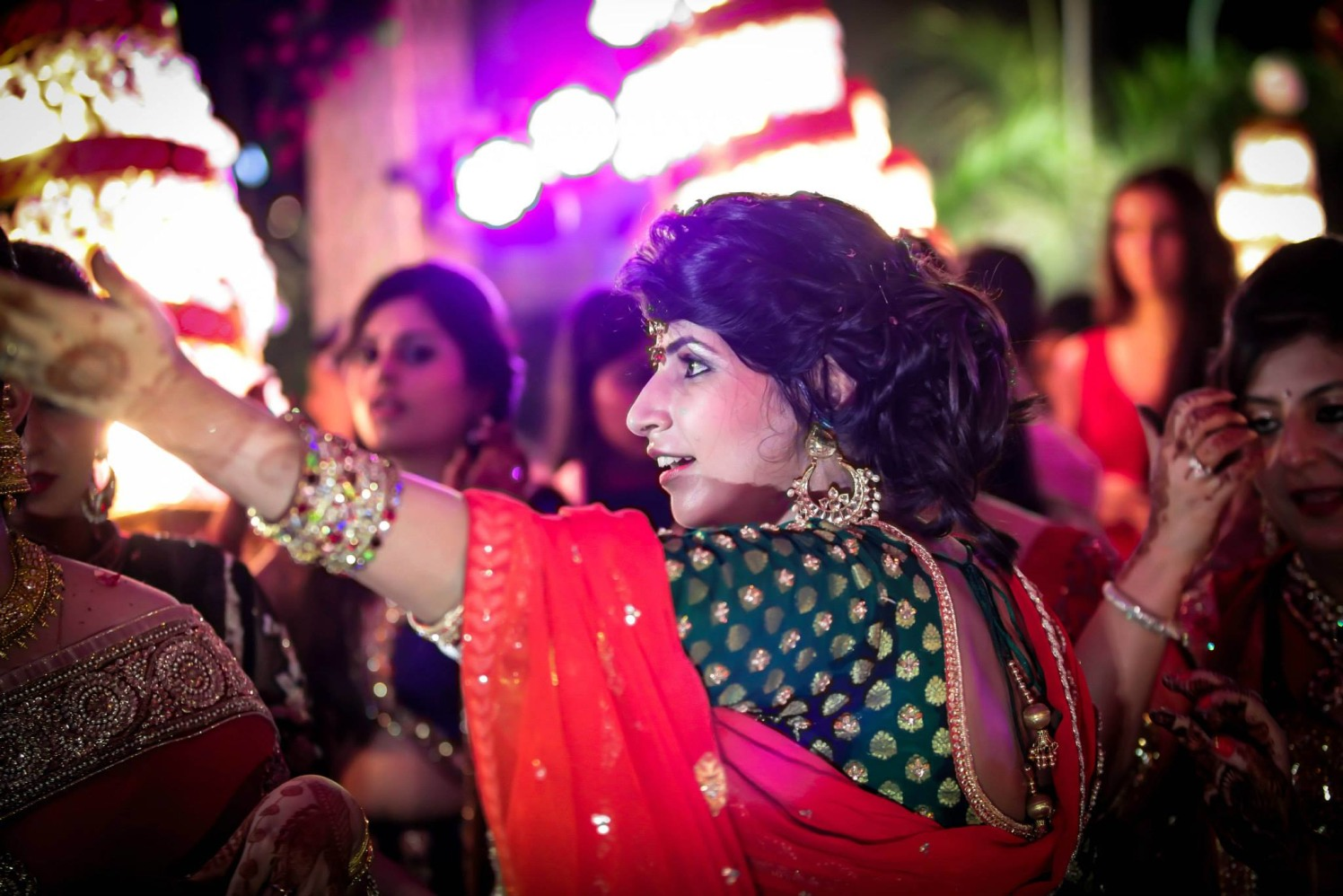 Come..please dance!! by Gitesh Dhawan Wedding-photography | Weddings Photos & Ideas