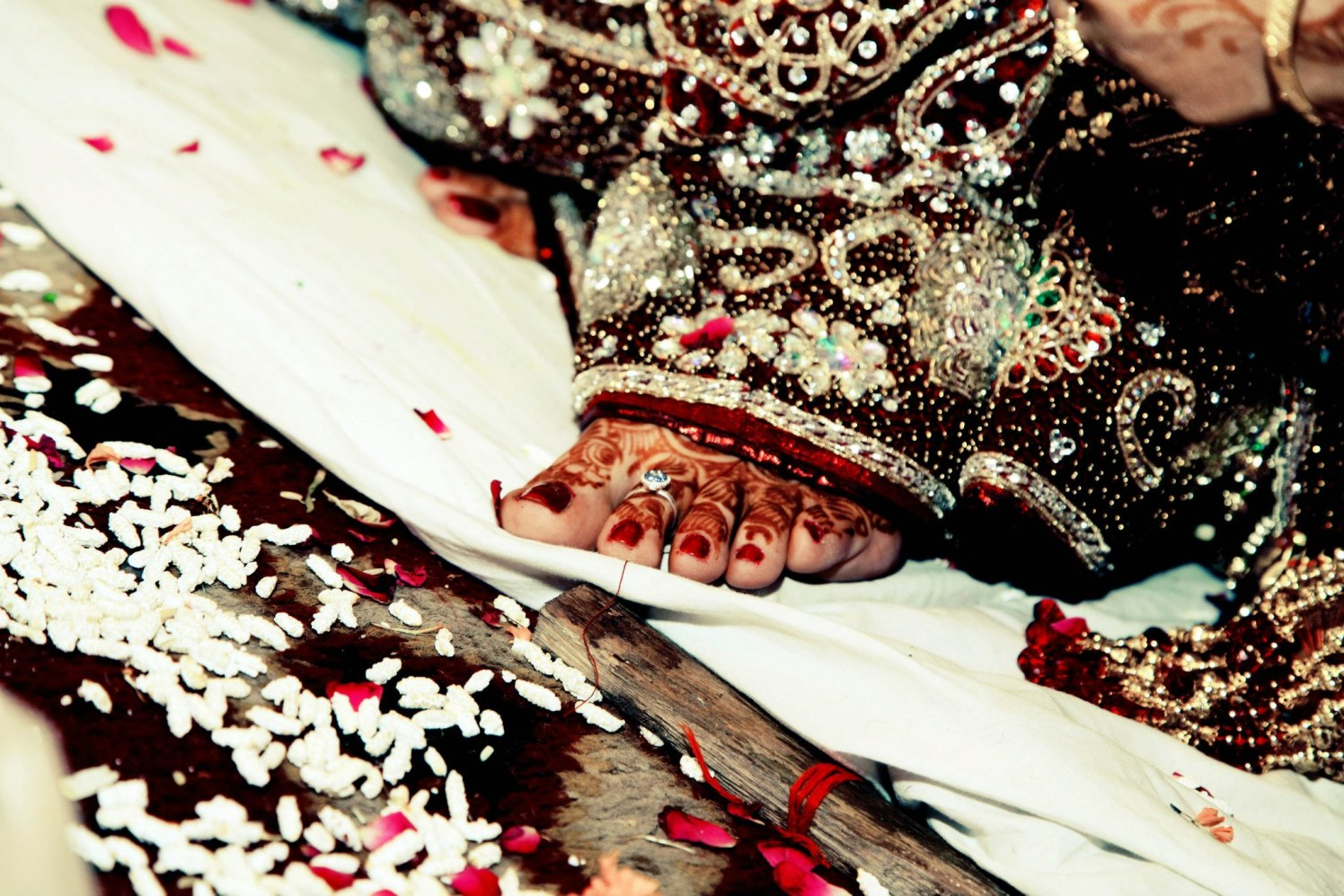 heena feet! by Gitesh Dhawan Wedding-photography | Weddings Photos & Ideas