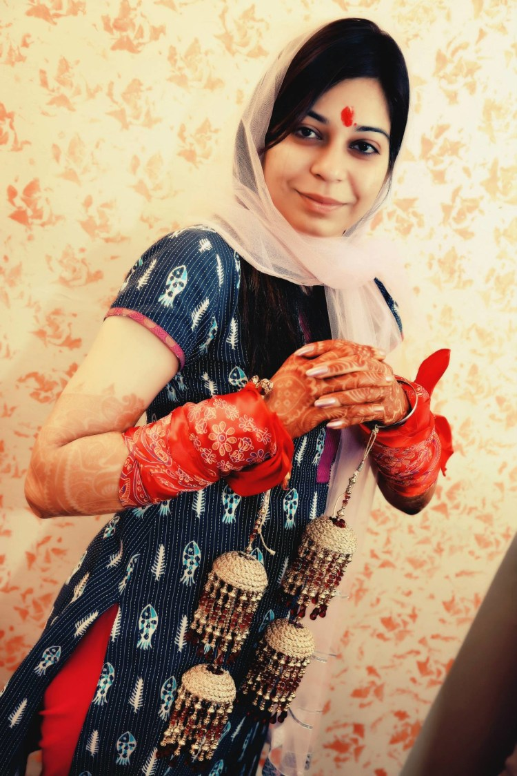 Bride's Shot On Haldi by Gitesh Dhawan Wedding-photography   Weddings Photos & Ideas
