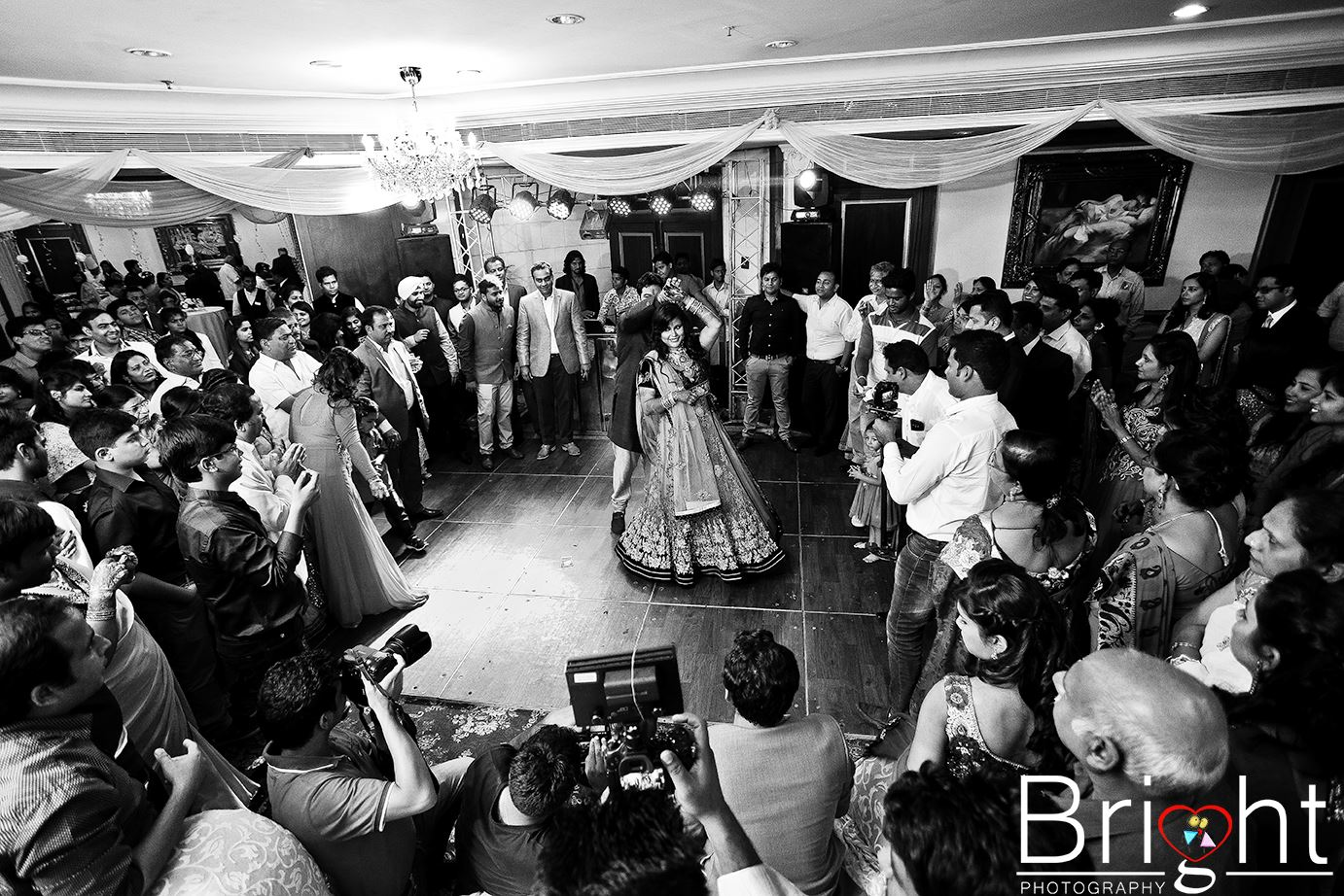 Shines amongst the crowd!! by Gitesh Dhawan Wedding-photography | Weddings Photos & Ideas