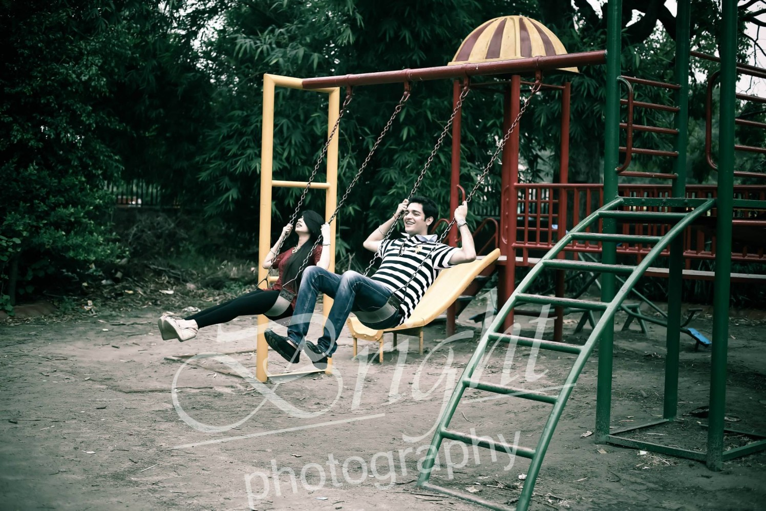Swings of love! by Gitesh Dhawan Wedding-photography | Weddings Photos & Ideas