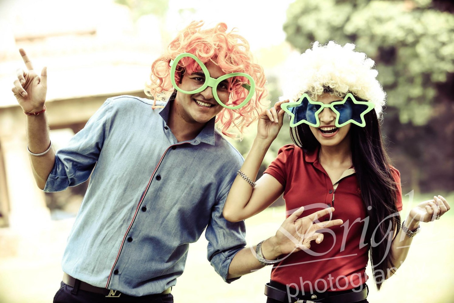 Quirky Pre-Wedding Shoot by Gitesh Dhawan Wedding-photography | Weddings Photos & Ideas