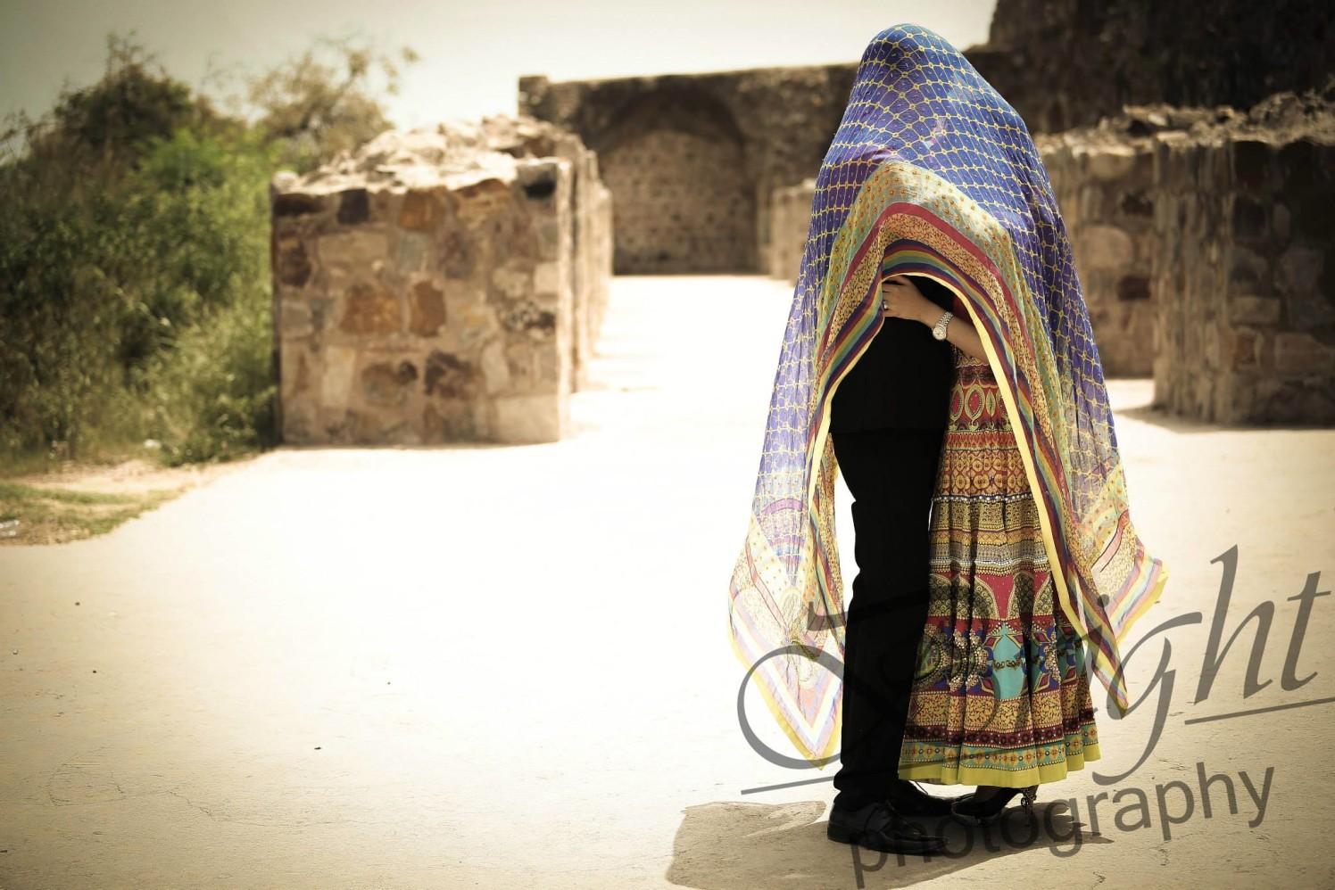 The blanket of love! by Gitesh Dhawan Wedding-photography | Weddings Photos & Ideas