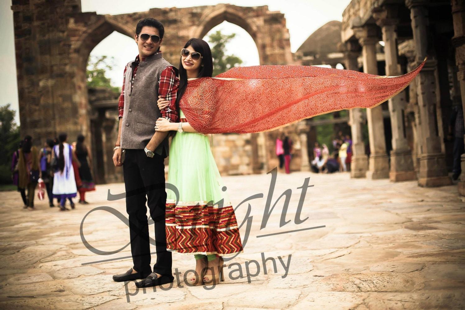 Fantastic pair! by Gitesh Dhawan Wedding-photography | Weddings Photos & Ideas