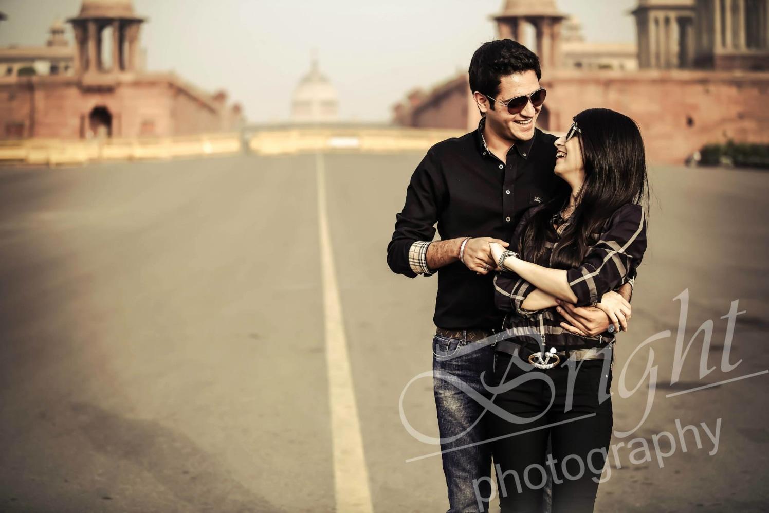 Glorious couple! by Gitesh Dhawan Wedding-photography | Weddings Photos & Ideas