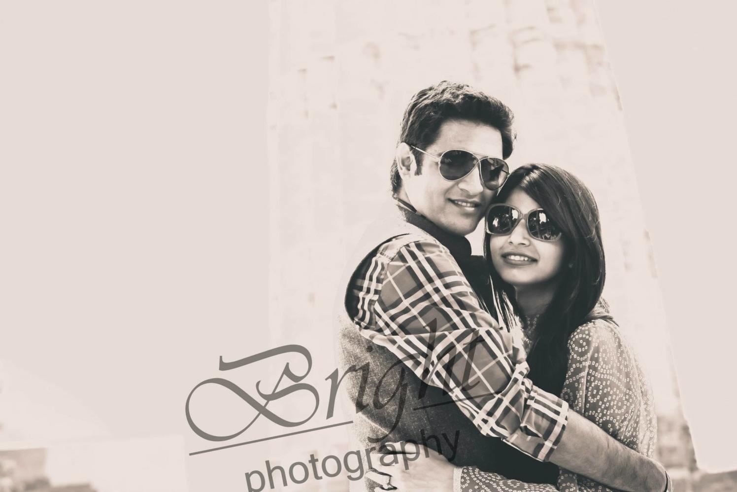 The dazzling couple! by Gitesh Dhawan Wedding-photography | Weddings Photos & Ideas