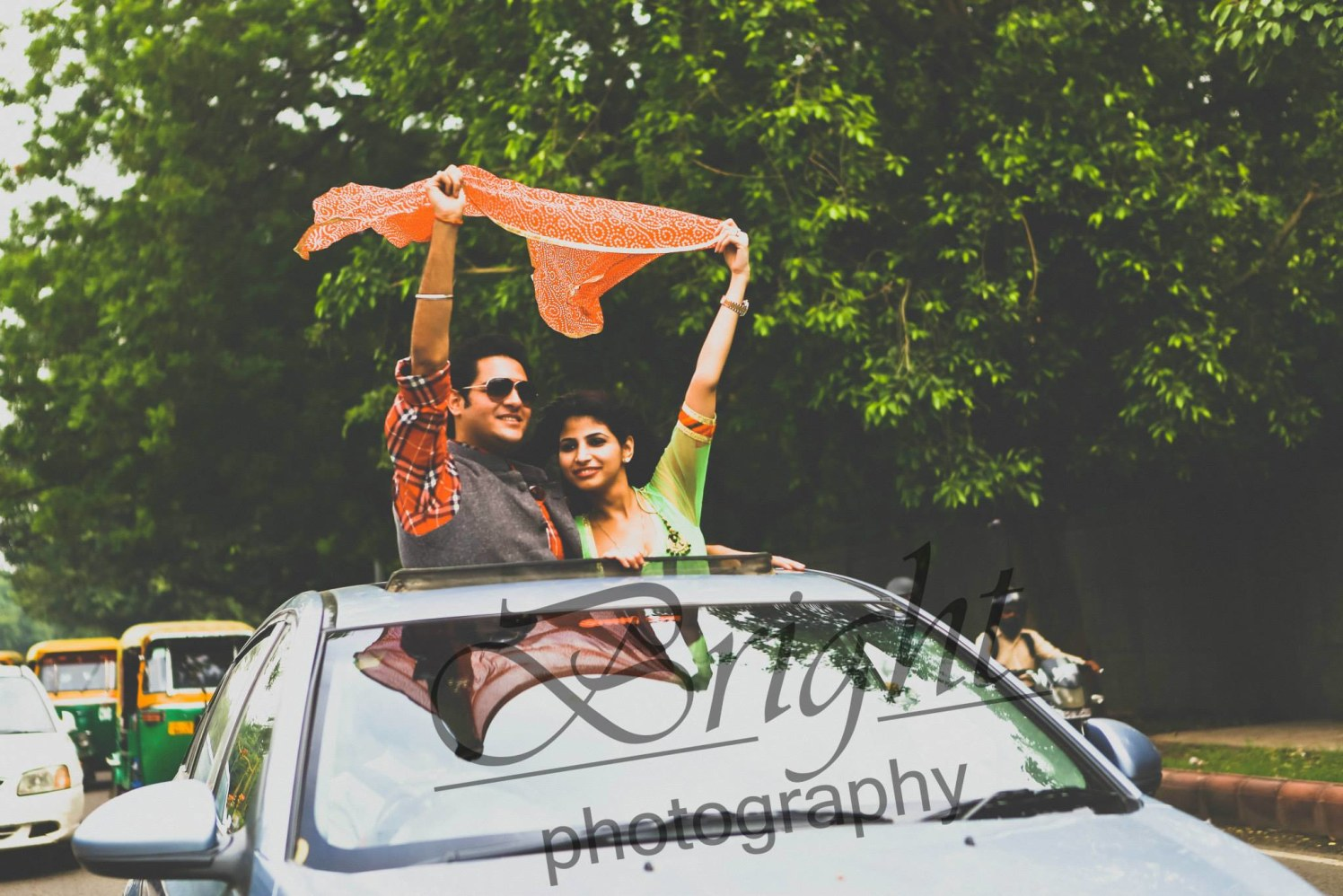 The joy ride! by Gitesh Dhawan Wedding-photography | Weddings Photos & Ideas