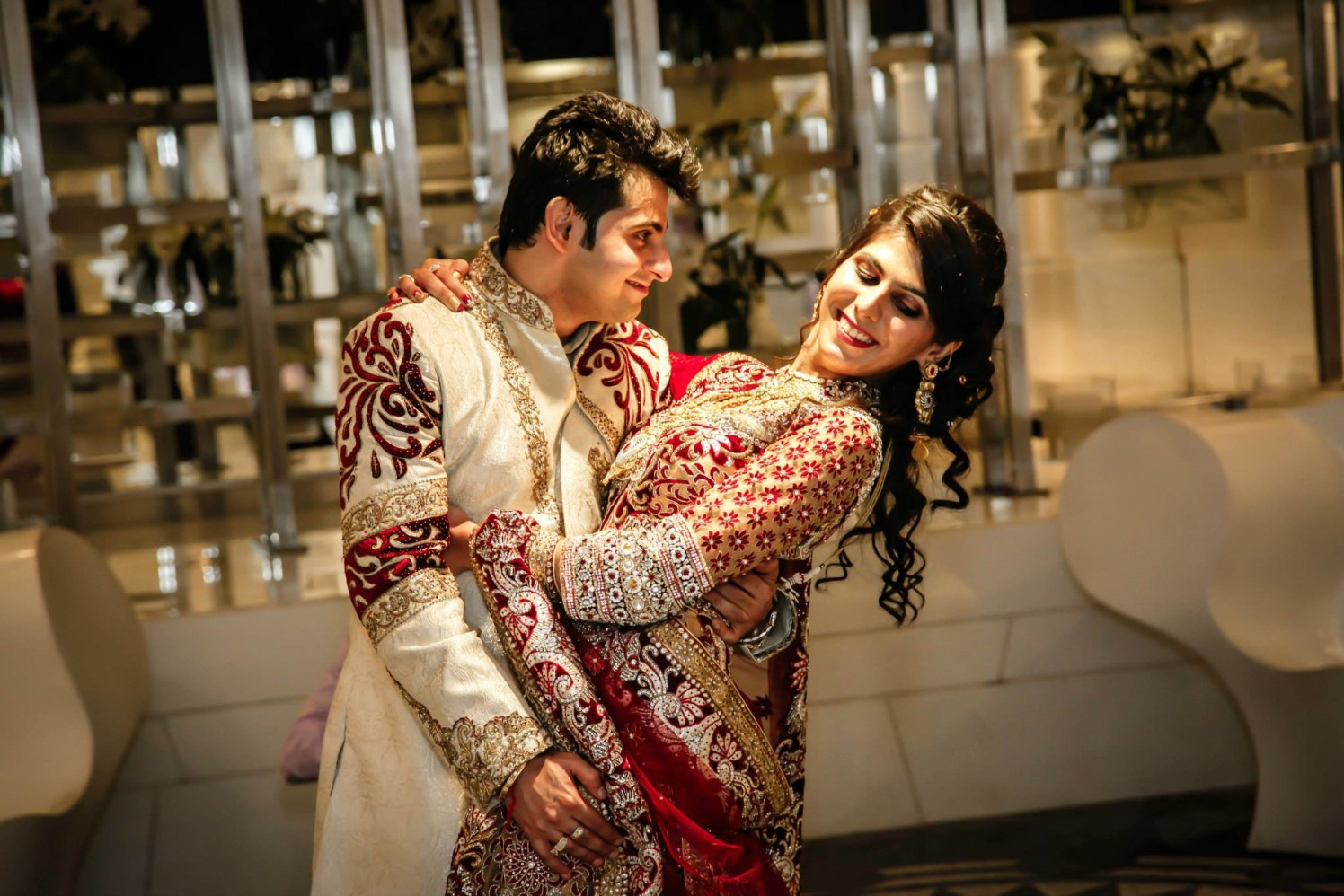 Bride And Groom Photography On Engagement Day by Gitesh Dhawan Wedding-photography | Weddings Photos & Ideas