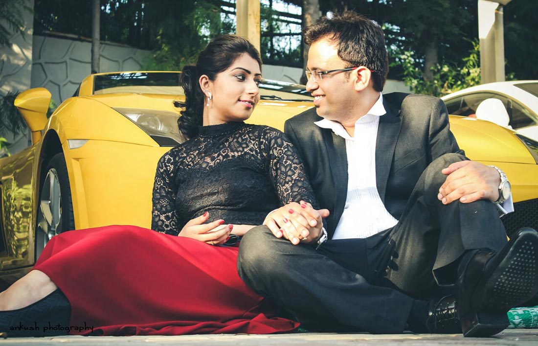 Pre-Wedding shoot by Candid Films Wedding-photography | Weddings Photos & Ideas
