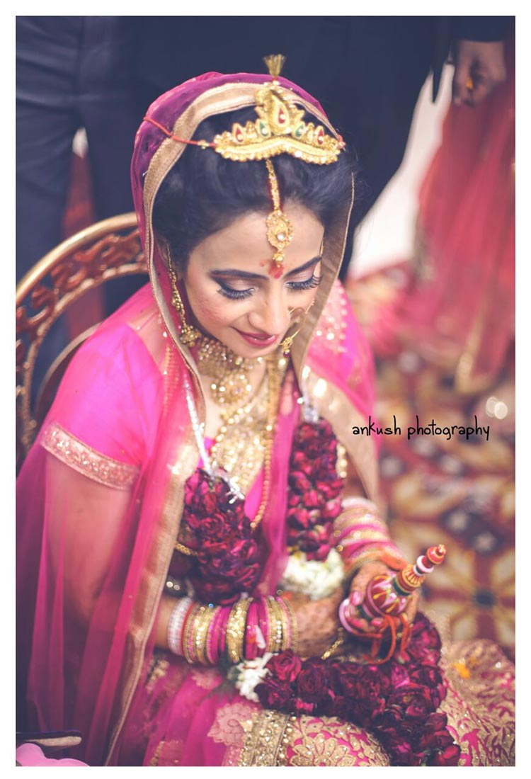 Bridal Hues by Candid Films Wedding-photography Bridal-jewellery-and-accessories Bridal-makeup | Weddings Photos & Ideas