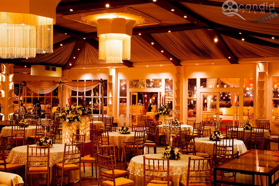 Beige Lighted Wedding decor by Nilofer Nahid Wedding-decor   Weddings Photos & Ideas
