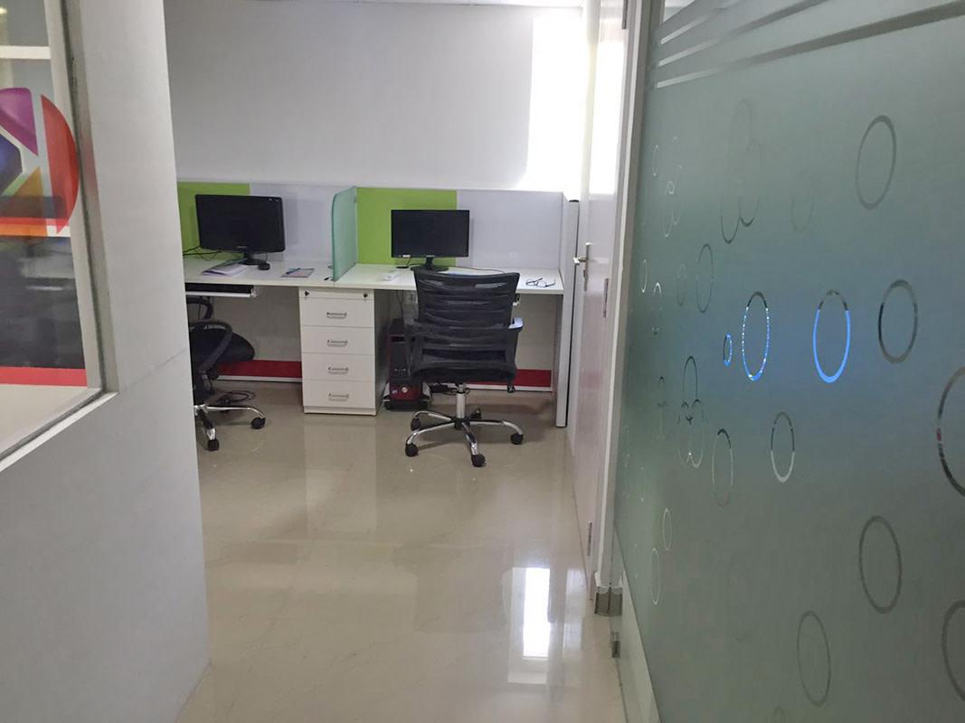 Cellular Office by Mohd Mahmood Contemporary | Interior Design Photos & Ideas