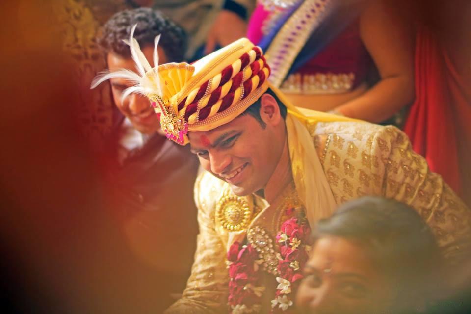 Bright frame by DEV RAJ FILMS & PHOTOGRAPHY Wedding-photography | Weddings Photos & Ideas